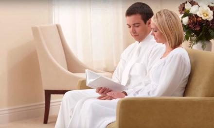 [Vídeo] O que é a Investidura do Templo?