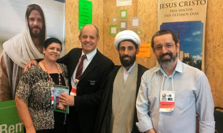 Igreja de Jesus Cristo participa da Expo Religião 2018 no RJ