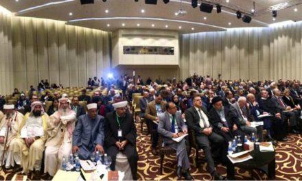 Líderes da Igreja participam de conferência sobre liberdade religiosa