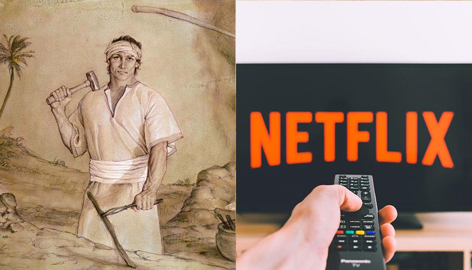 Néfi x Netflix | 5 maneiras de inundar seu lar com o Livro de Mórmon