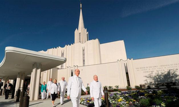 4 Considerações sobre as mudanças no trabalho no Templo
