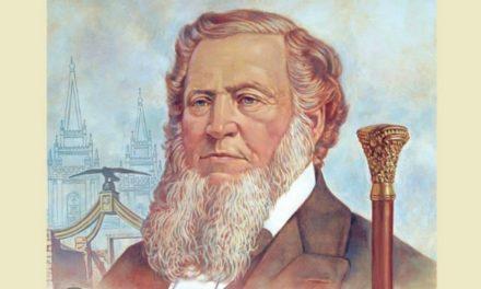 10 citações inspiradoras do presidente Brigham Young