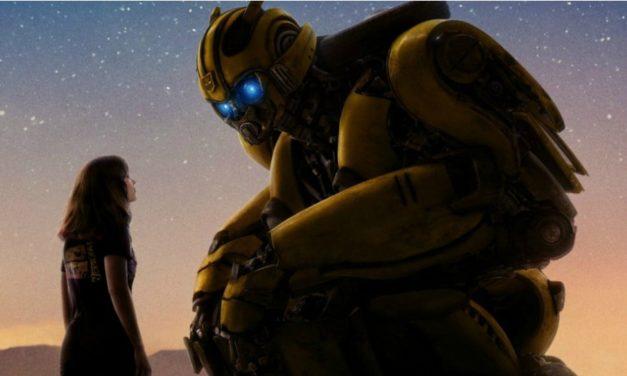 """Informações para os pais sobre o filme """"Bumblebee"""""""