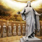estátua Christus