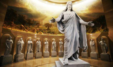5 curiosidades sobre a estátua Christus do escultor Bertel Thorvaldsen