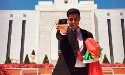 Missionário brasileiro falece enquanto servia missão em Portugal