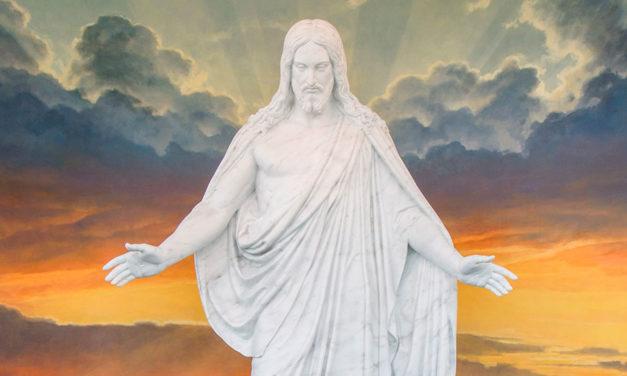 A história da estátua Christus do Centro de Visitantes do Templo de São Paulo