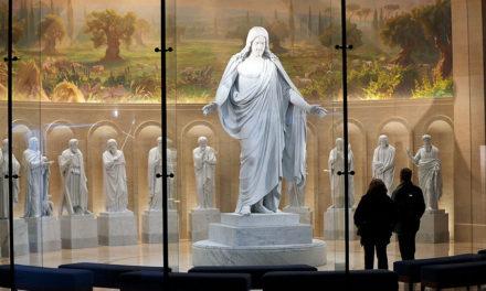 Centro de Visitantes do Templo de Roma – Um local de aprendizado e inspiração