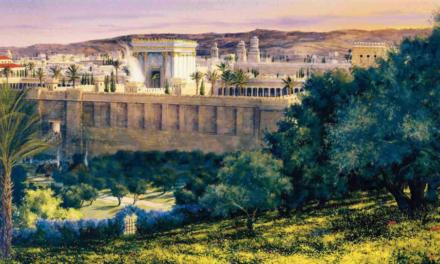 A doutrina bíblica dos Templos da Igreja de Jesus Cristo