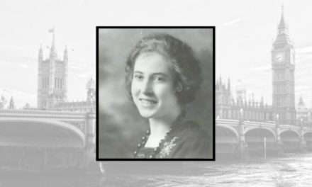 A inspiradora história de conversão de uma espiã de guerra britânica