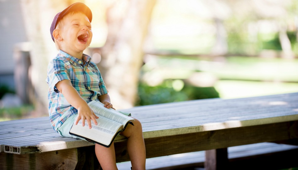 falar do evangelho com os filhos