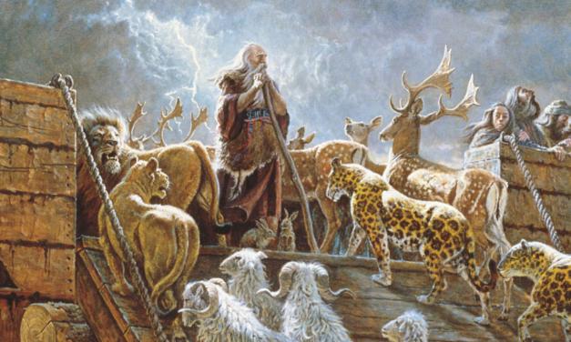 O anjo Gabriel é Noé, o antigo patriarca bíblico? Ele também seria Elias?