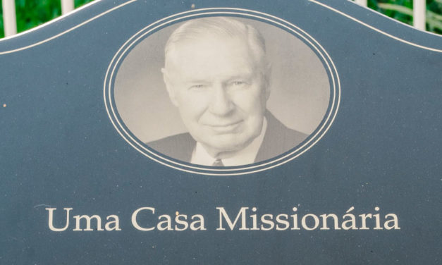 Conheça o primeiro marco histórico oficial da Igreja no Brasil