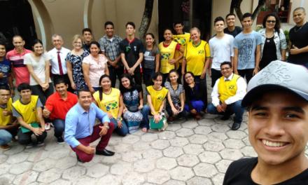 Atividade de serviço do CREJAS Manaus abençoa instituição de caridade