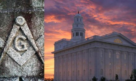 Semelhanças e diferenças entre a Investidura do templo e a Maçonaria