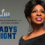 Gladys Knight canta hino nacional americano no super bowl 2019