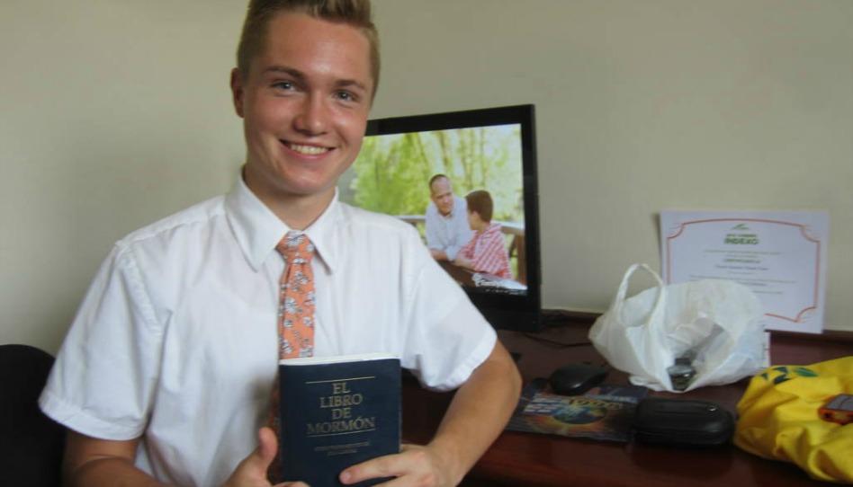 cabo elétrico causa morte de missionário