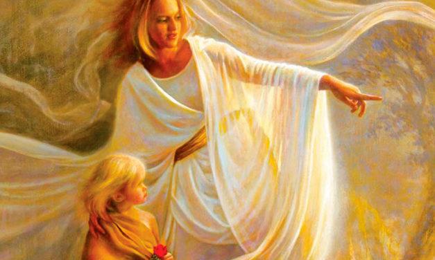 """Nossos parentes falecidos podem ser """"anjos da guarda""""?"""