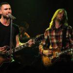 ligações do Maroon 5 com Utah