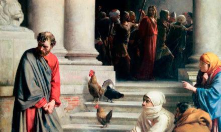 Algo que talvez não entendemos direito sobre a negação de Pedro