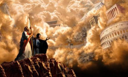 Vem e Segue-me – Lição 6 – O Espírito do Senhor está sobre mim Mt 4, Lc 4-5