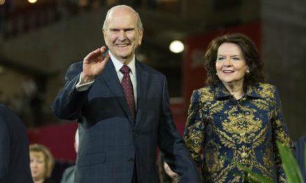 O mundo todo está convidado para a comemoração do aniversário de 95 anos do Presidente Nelson
