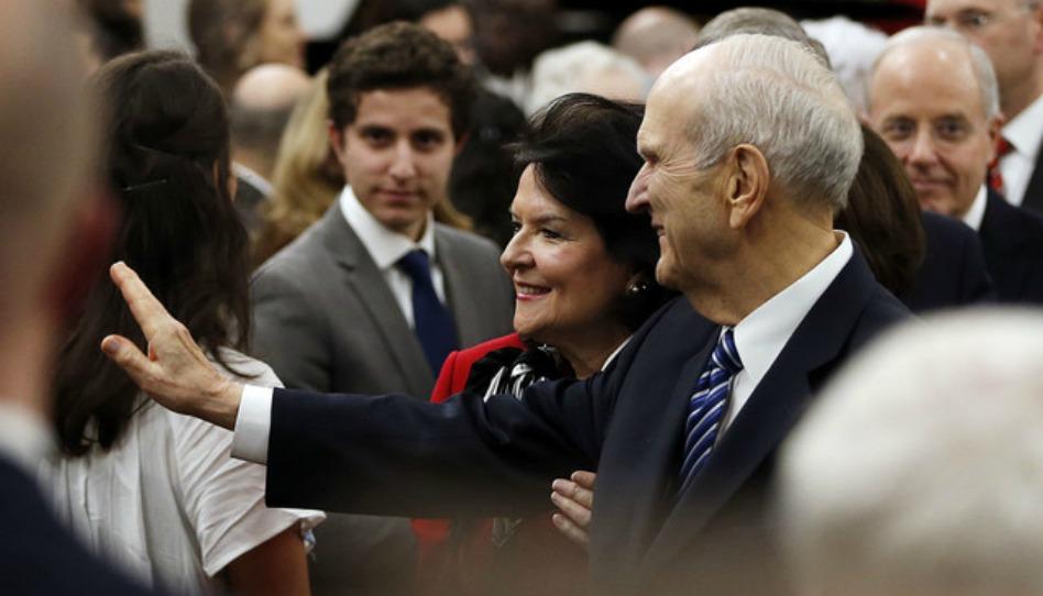 CNN publica artigo sobre o Presidente Nelson: Moisés de terno e gravata