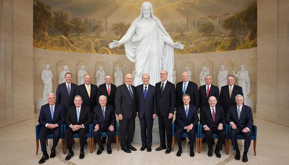 Presidente Nelson presta seu testemunho em Roma, Itália