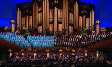 Coro do Tabernáculo oferece oportunidade única para 4 pessoas