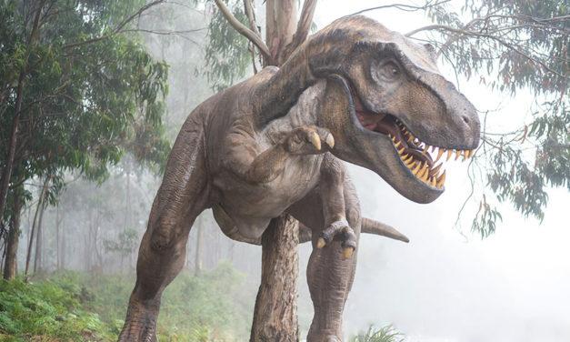 Os santos dos últimos dias acreditam em dinossauros?