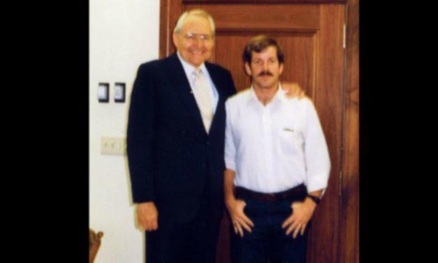 Como homem que perseguiu a Igreja por 26 anos voltou para o evangelho