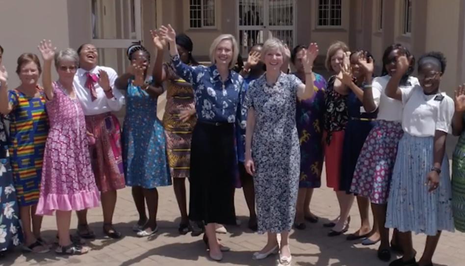 Líderes da Igreja compartilham amor pelas mulheres no Dia Internacional da Mulher