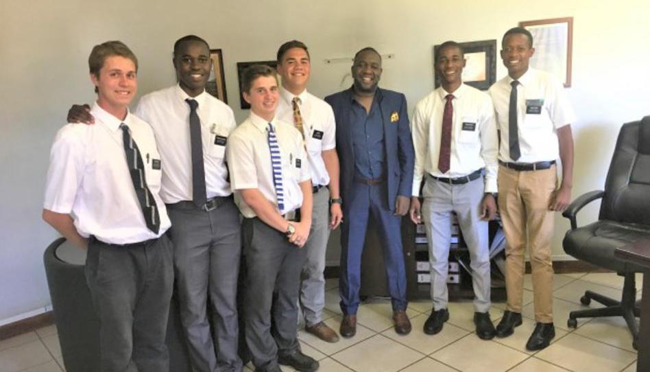 Estes missionários tornaram-se heróis depois da tempestade