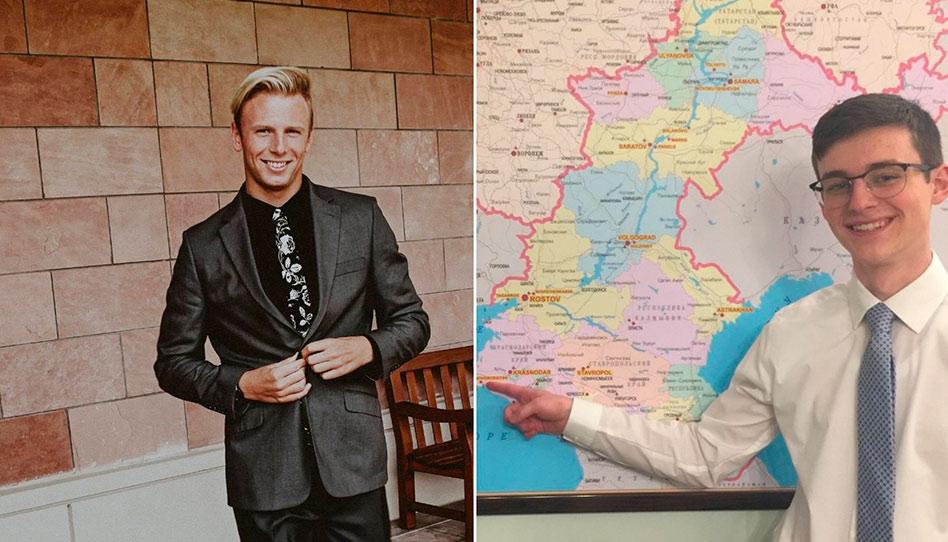Voluntários santos dos últimos dias detidos na Rússia foram liberados após 3 semanas