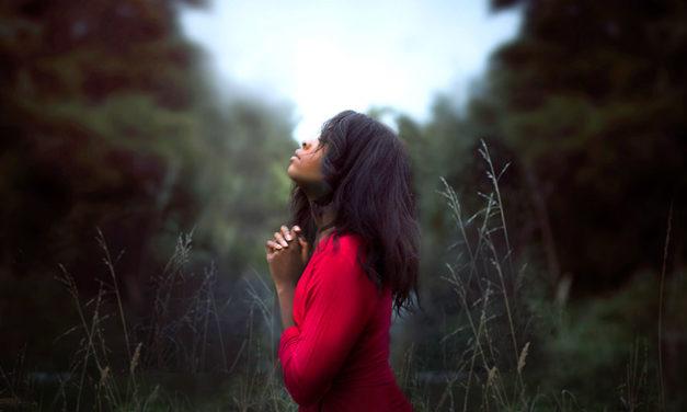 As orações que você mais precisa são as suas