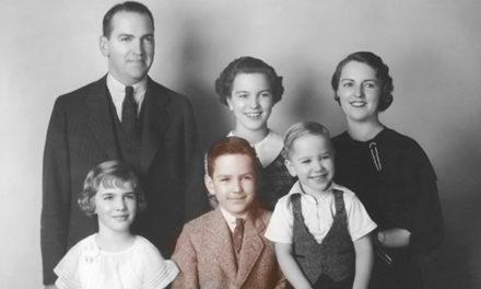 O que ajudou o jovem Russell M. Nelson a perceber que precisava do evangelho em sua família