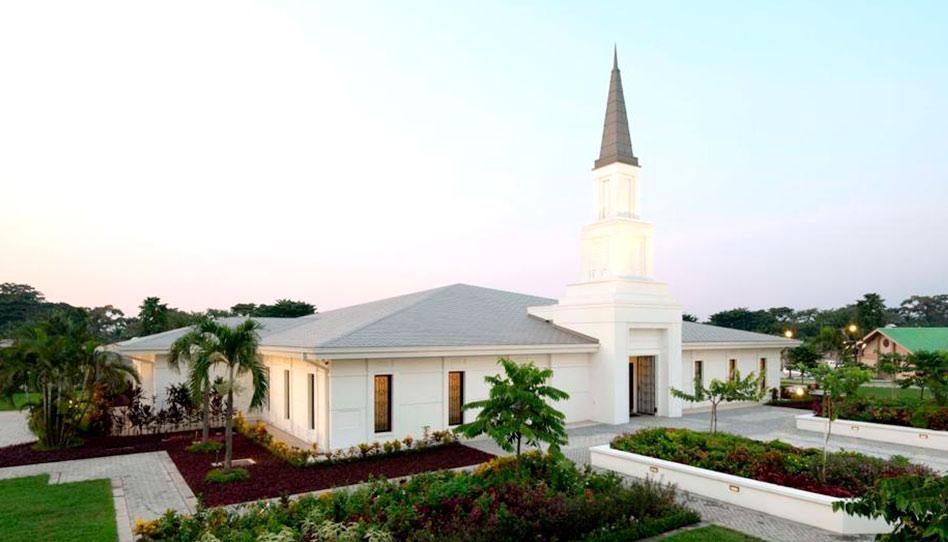 Confira fotos do novo templo de Kinshasa, República Democrática do Congo
