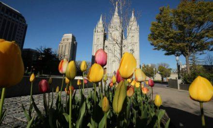 Presidente Nelson detalha planos para a renovação do templo de Salt Lake