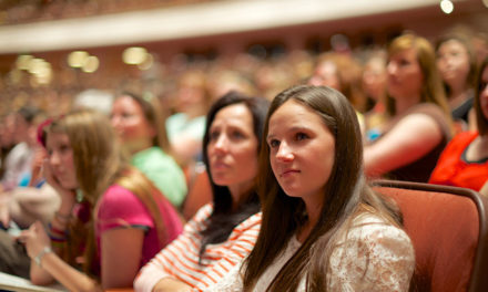Presidência Geral das Moças compartilha como podemos nos preparar para a Conferência Geral