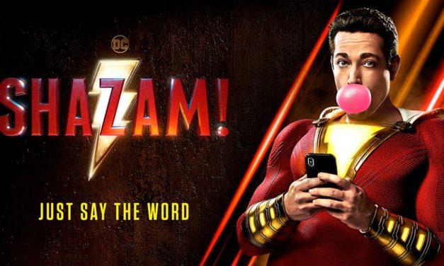 """Informações para os pais sobre o filme """"Shazam!"""""""
