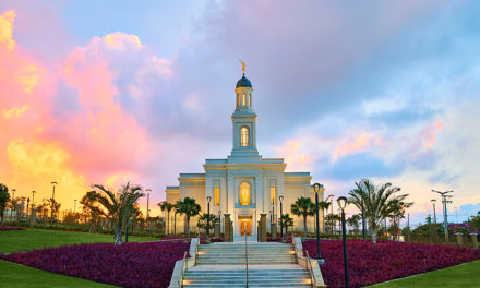 Templo de Fortaleza abre suas portas ao público