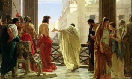 João 10: quem realmente causou a morte de Cristo?