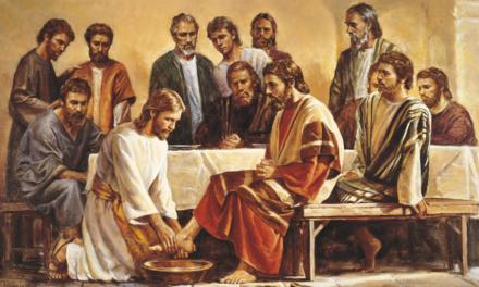 """Vem e Segue-me – lição 23 – """"Permanecei neste meu amor"""" – João 13-17"""