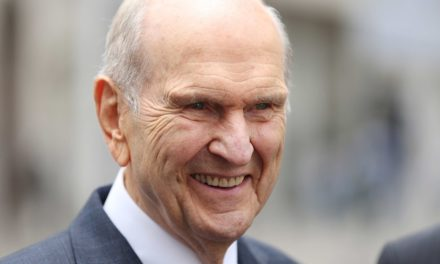 Presidente Russell M. Nelson visitará a Colômbia