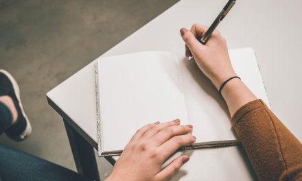 Como manter um diário quando a gente odeia escrever no diário