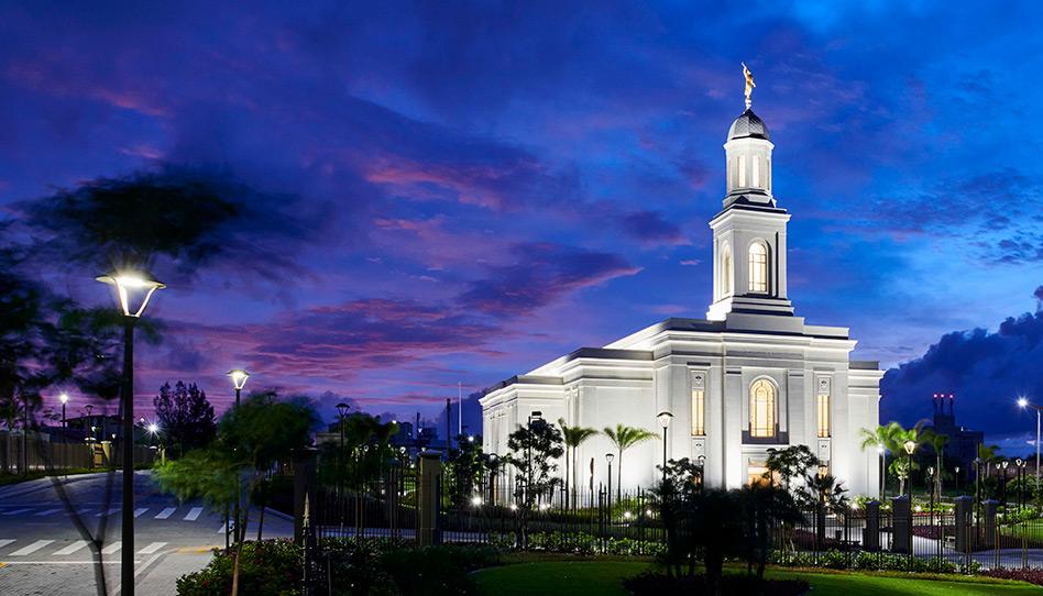 O que o Templo da Igreja de Jesus Cristo significa pra você?