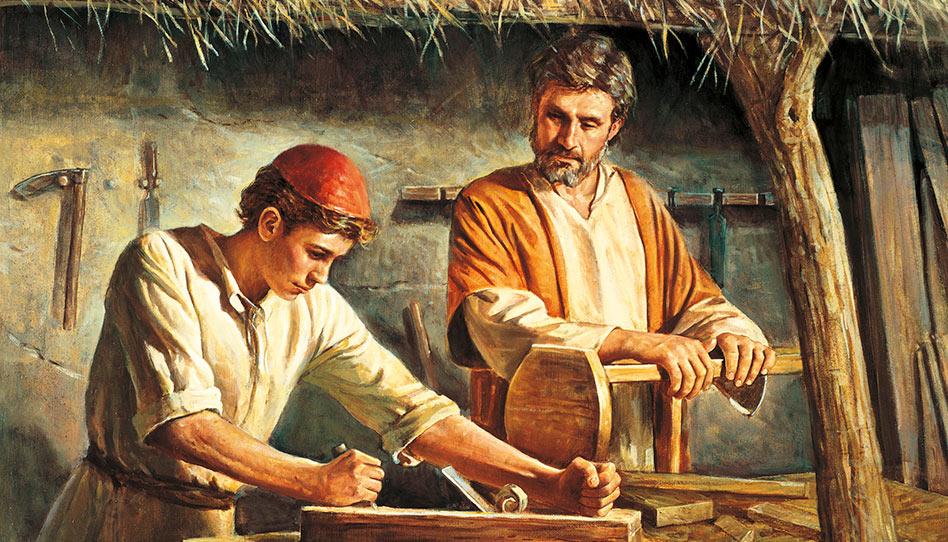 Nossa lei é trabalhar! A importância do trabalho para os membros da Igreja
