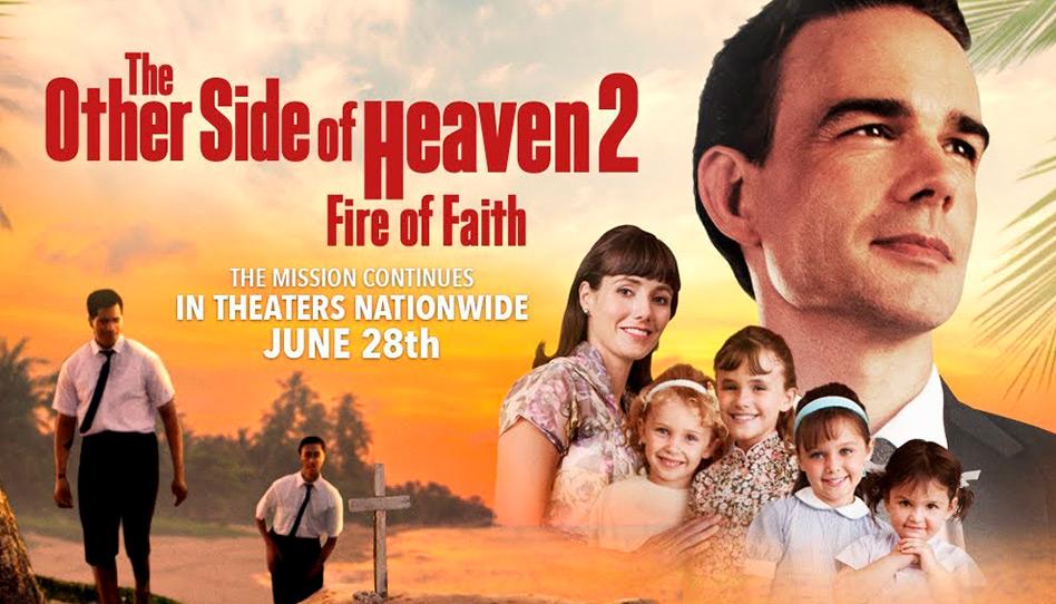 """[Video] Confira o novo trailer do filme """"O Outro Lado do Céu"""""""
