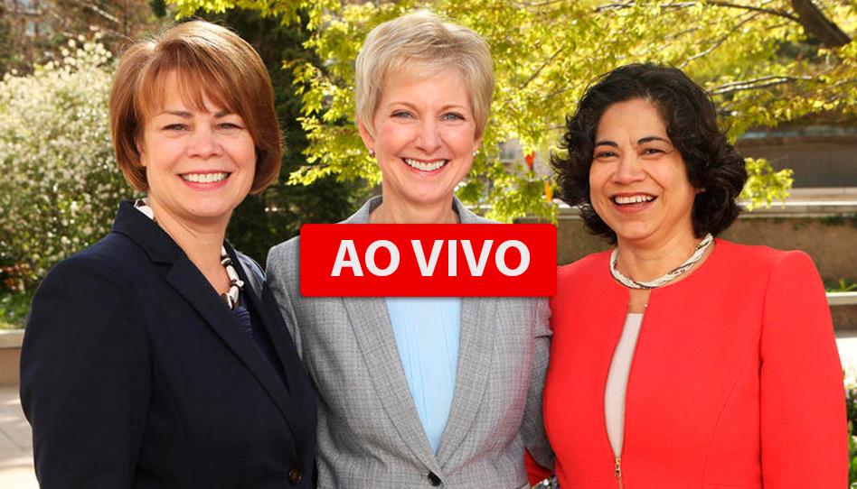 [Ao Vivo] Conferência das Mulheres na BYU em português
