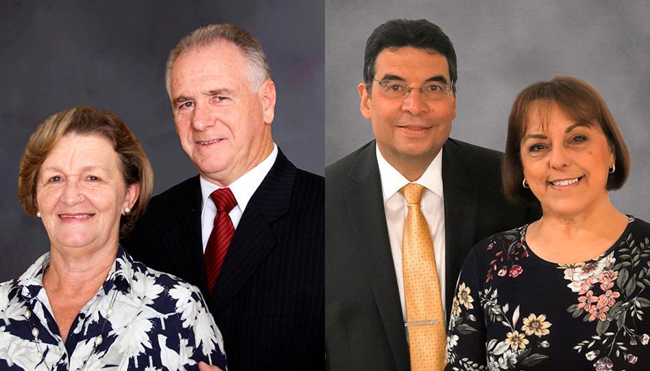 Nova presidência chamada para o templo de Curitiba e Campinas